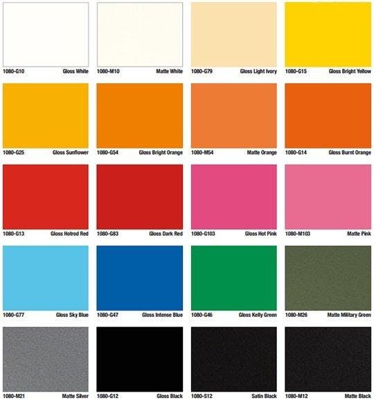 3m Wrap Colors 28 Images 3m 1080 Wrap Vinyl Canada