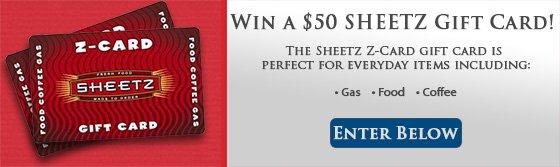 Gas Card Sheetz Gas Card